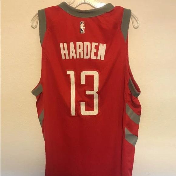 pretty nice a6f7b aa000 James Harden Houston rockets jersey swingman MVP NWT